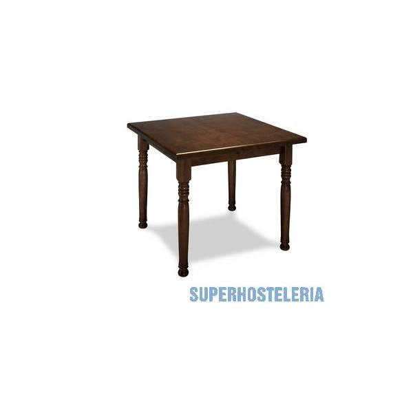 Mesas de madera Burgos
