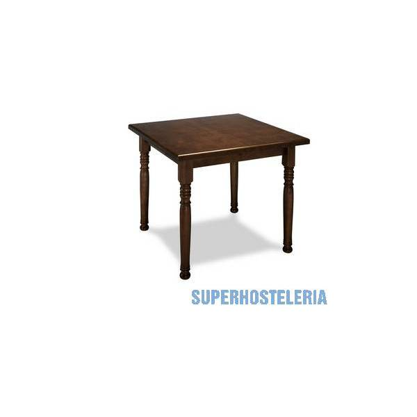 Mesas de madera Burgos suministros hosteleros