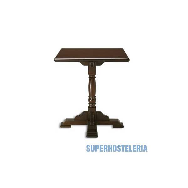 Mesas de madera Pontevedra suministros hosteleros