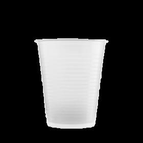 1.000 Vasos flexibles embolsado para hoteles 220 ml