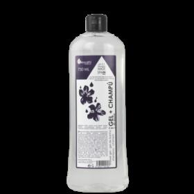 28 botellas 750 ml Gel y Champú para hoteles formato ahorro