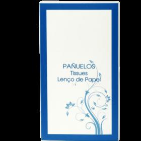 500 paquetes Pañuelos para hoteles Rainbow