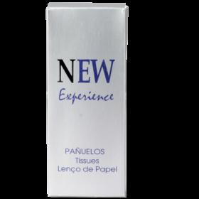 500 paquetes Pañuelos para hoteles New experience