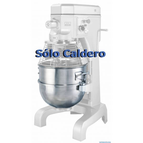 Caldero Inox 60 Litros Para Bm 60 suministros hosteleros
