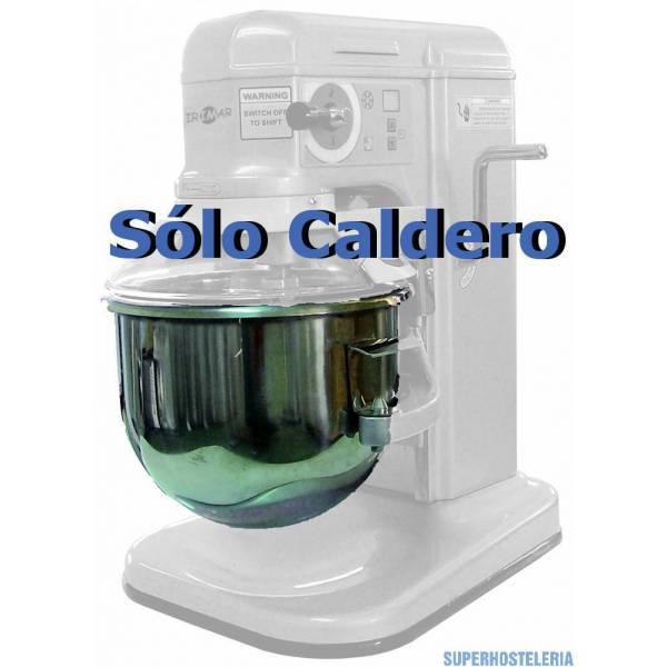 Caldero Inox 7 Litros Para Gm 7