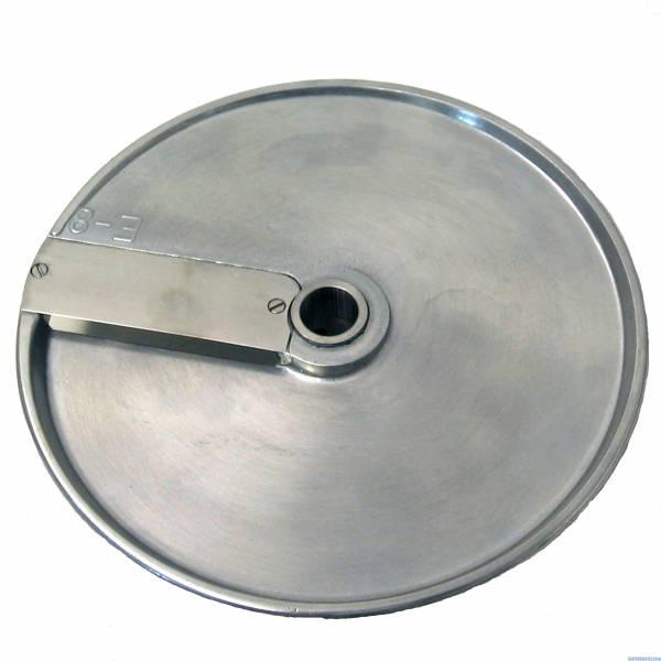 Disco Corte Rodaja Recta 8Mm Hortaliza E8
