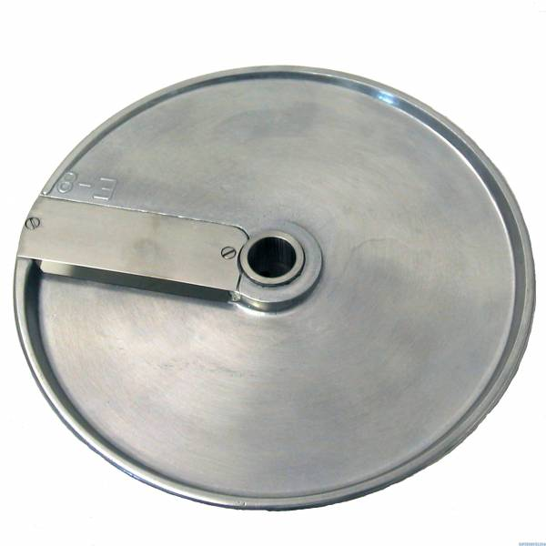Disco Corte Rodaja Recta 8Mm Hortaliza E8 suministros hosteleros