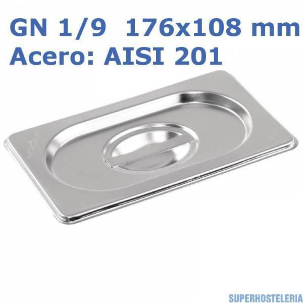 Tapa Cubeta Gn 1 9 Aisi201   08mm