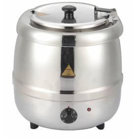 Calentador De Sopa Inox Cs L10 Inox