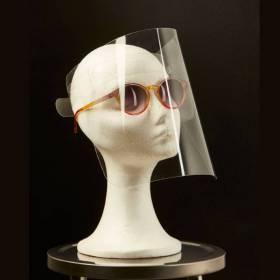 50 Máscaras de protección facial