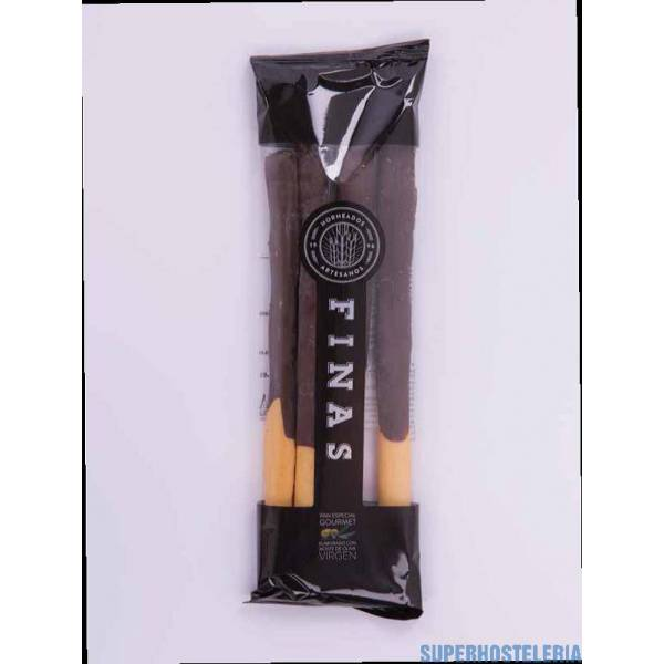 Caja Rosquilletas bañadas con chocolate para restaurantes. IFS cert