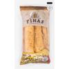 Caja rosquilletas de trigo queso y tomate. snack IFS Cert