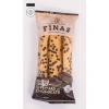 Caja rosquilletas de trigo con chocolate callebaut. Snack IFS Cert