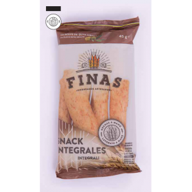 Caja Snack integral. Rosquilletas Vending IFS Cert