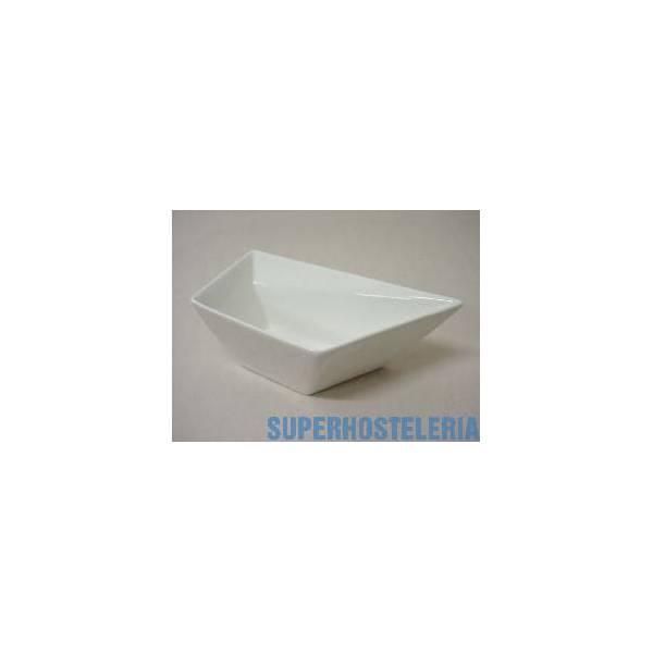 Cuenco Recto Pequeno Porcelana Blanco suministros hosteleros