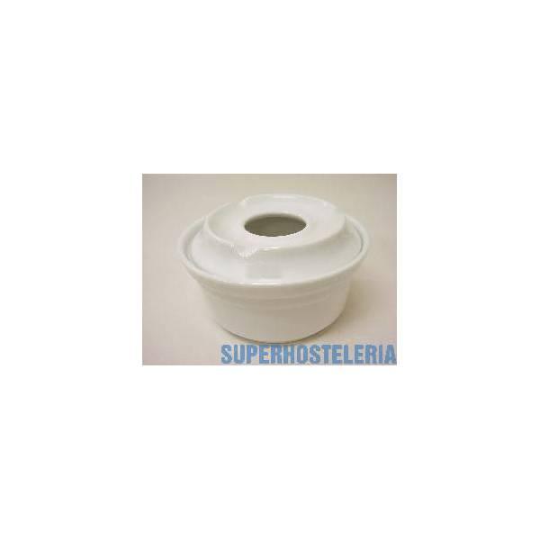Cenicero De Agua Grande Porcelana Blanco suministros hosteleros