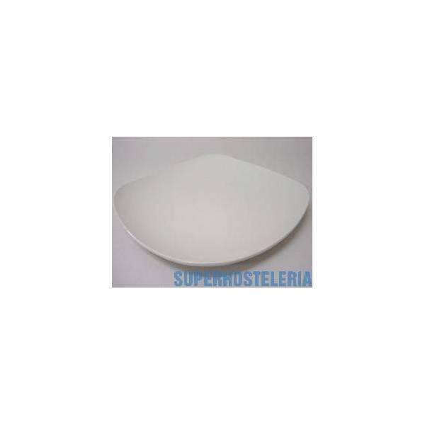 Bajoplato Dong Porcelana Blanco suministros hosteleros