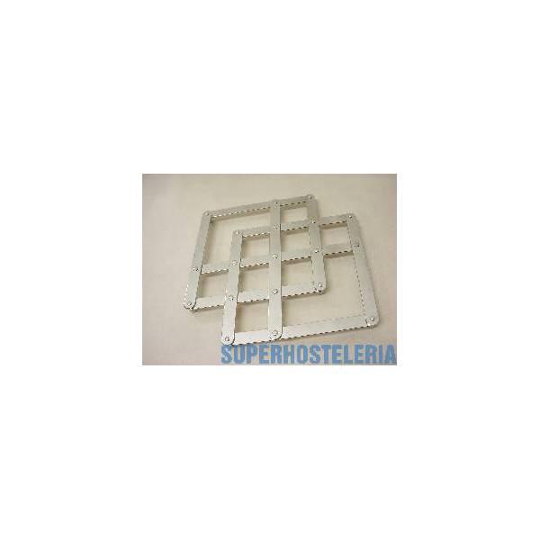 Salvamantel Extensible Metal Cromado suministros hosteleros