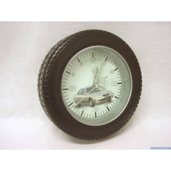 Reloj Rueda Neumatico Pared Mesa Pequeno