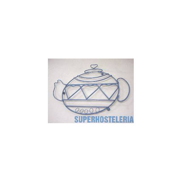 Salvamantel Cafetera Grande Azul Pas