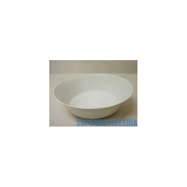 Bowl Redondo Alto Porcelana Blanco