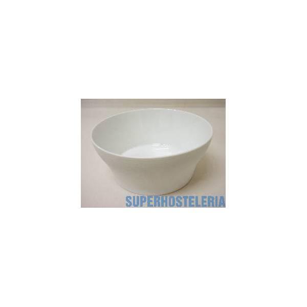Bowl Grande Nilo Porcelana Blanco suministros hosteleros